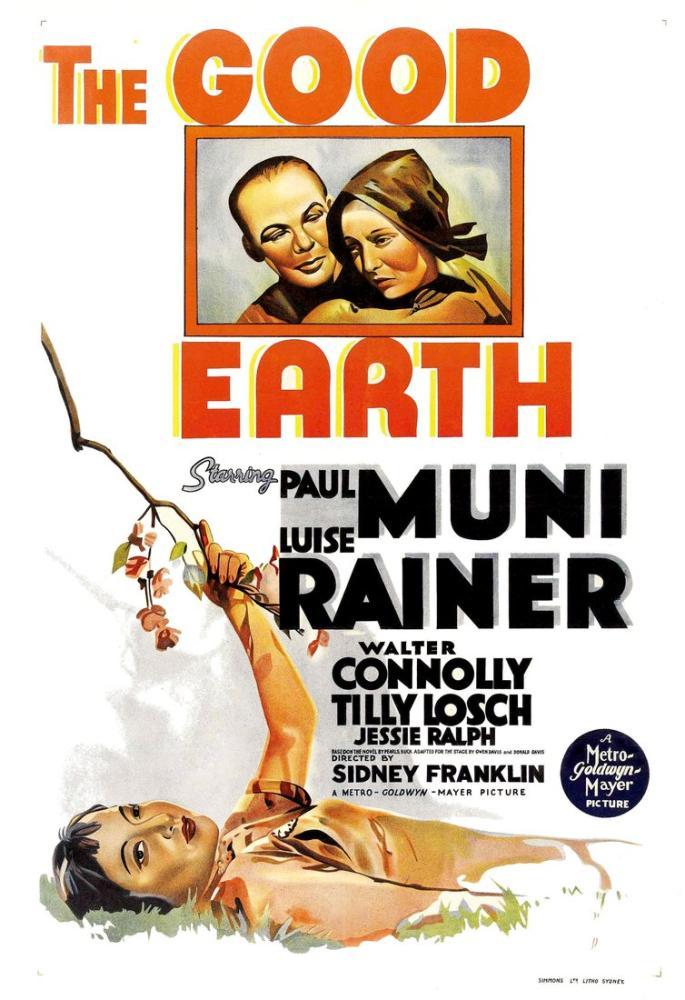 The Good Earth Film Posteri, Film Posteri, Poster Satış, all posters, kanvas tablo, canvas print sales