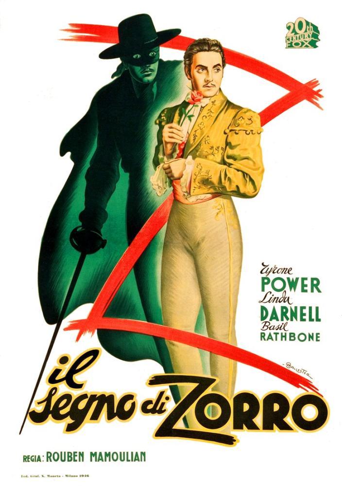The Mark of Zorro Movie Poster, Movie Poster, Poster Satış, all posters, kanvas tablo, canvas print sales