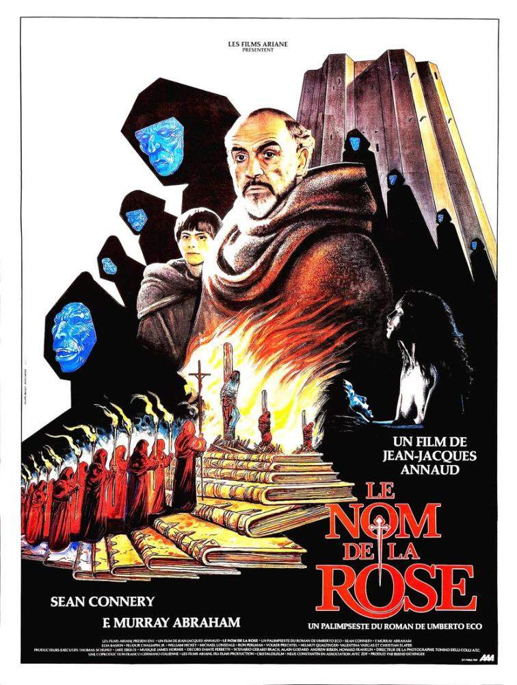 The Name of the Rose 2 Movie Poster, Movie Poster, Poster Satış, all posters, kanvas tablo, canvas print sales