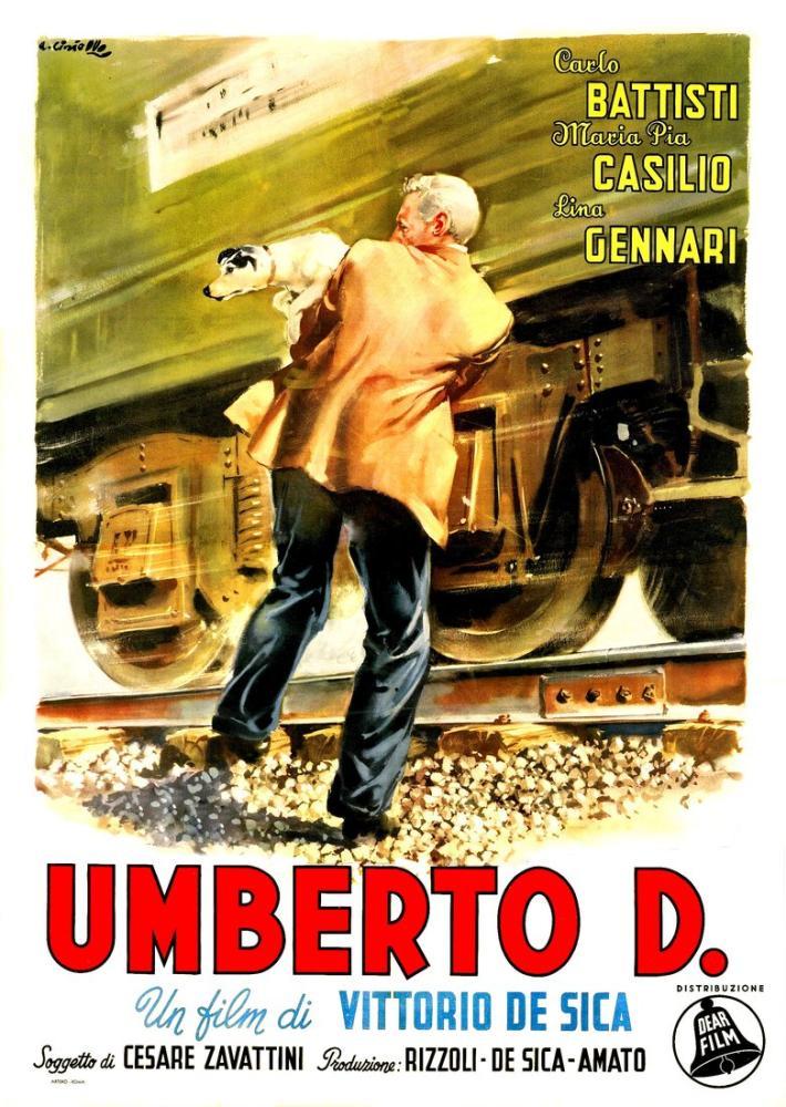 Umberto D. Film Posteri, Film Posteri, Poster Satış, all posters, kanvas tablo, canvas print sales