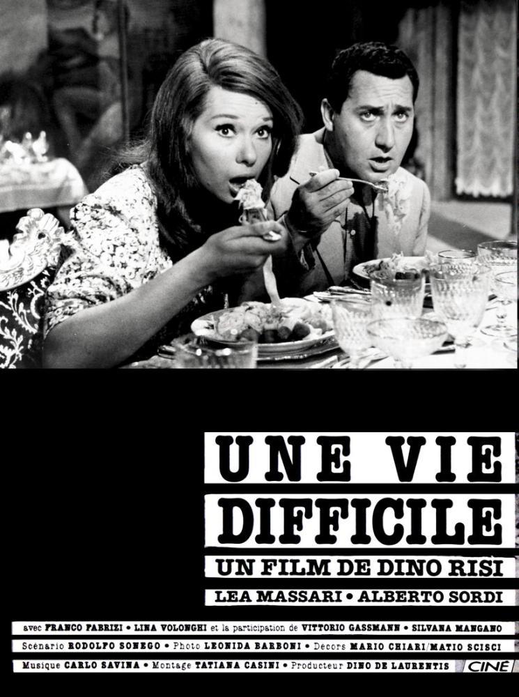 Una vita difficile Movie Poster, Movie Poster, Poster Satış, all posters, kanvas tablo, canvas print sales