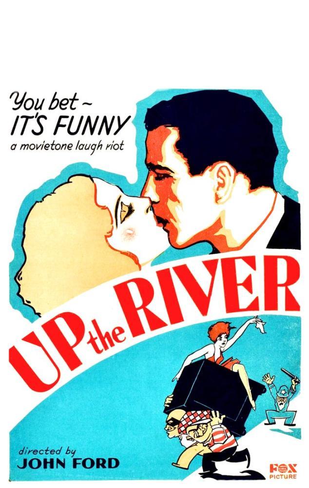 Up the River Film Posteri, Film Posteri, Poster Satış, all posters, kanvas tablo, canvas print sales