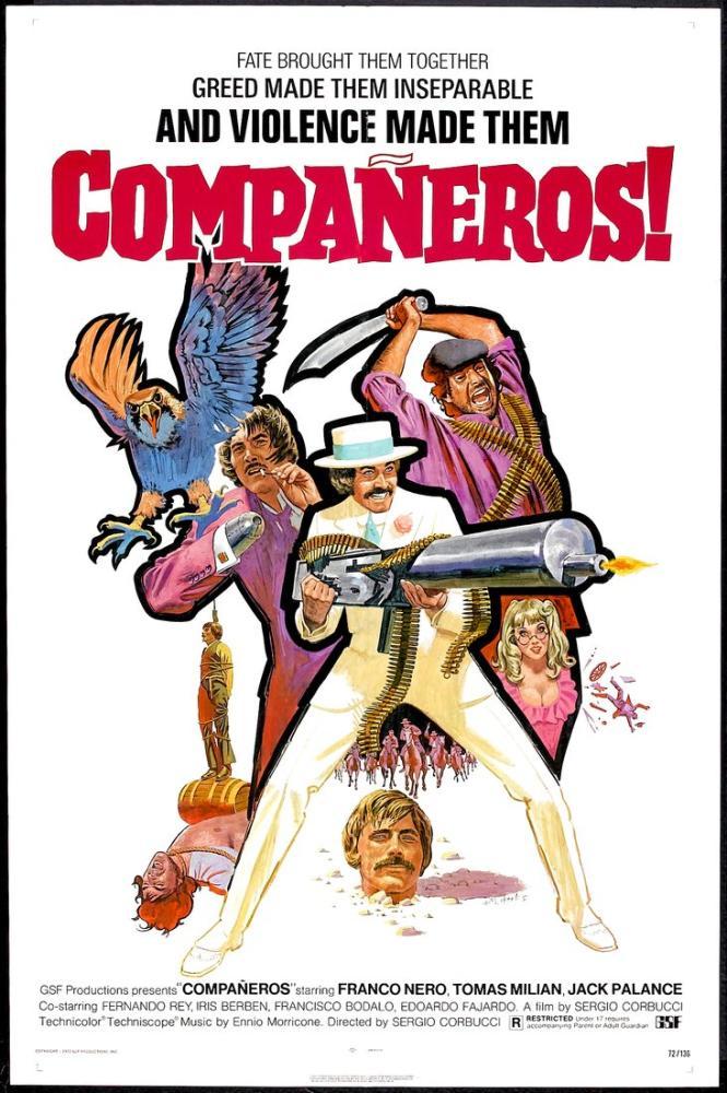 Los compañeros Movie Poster, Movie Poster, Poster Satış, all posters, kanvas tablo, canvas print sales