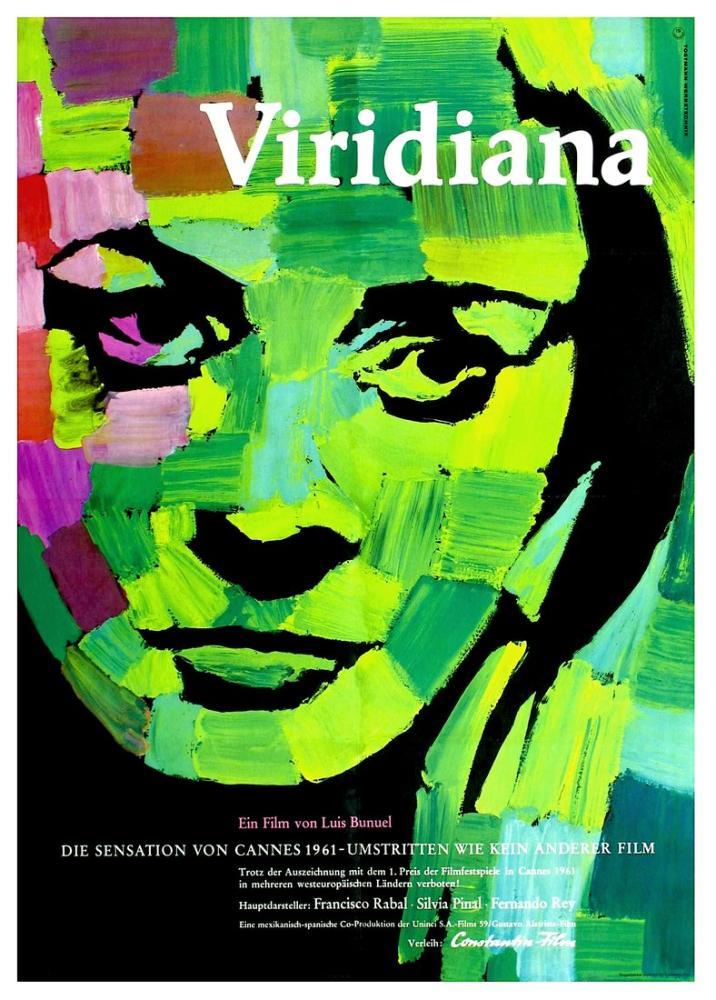 Viridiana Movie Poster, Movie Poster, Poster Satış, all posters, kanvas tablo, canvas print sales