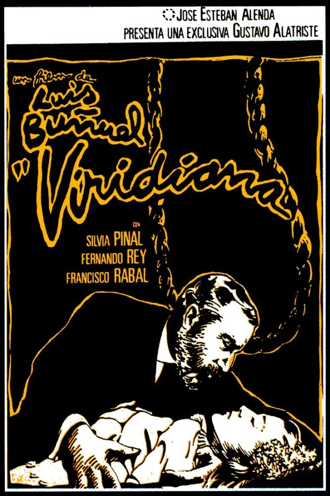 Viridiana 2 Film Posteri, Film Posteri, Poster Satış, all posters, kanvas tablo, canvas print sales