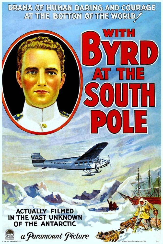 With Byrd at the South Pole Film Posteri, Film Posteri, Poster Satış, all posters, kanvas tablo, canvas print sales