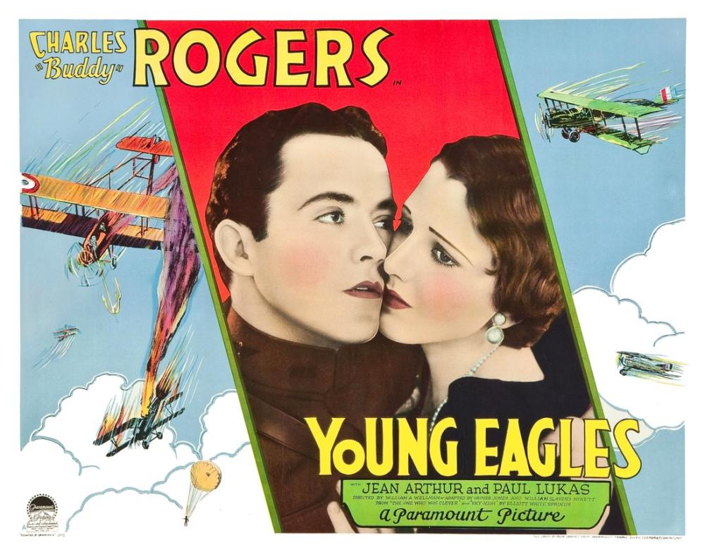 Young Eagles Movie Poster, Movie Poster, Poster Satış, all posters, kanvas tablo, canvas print sales