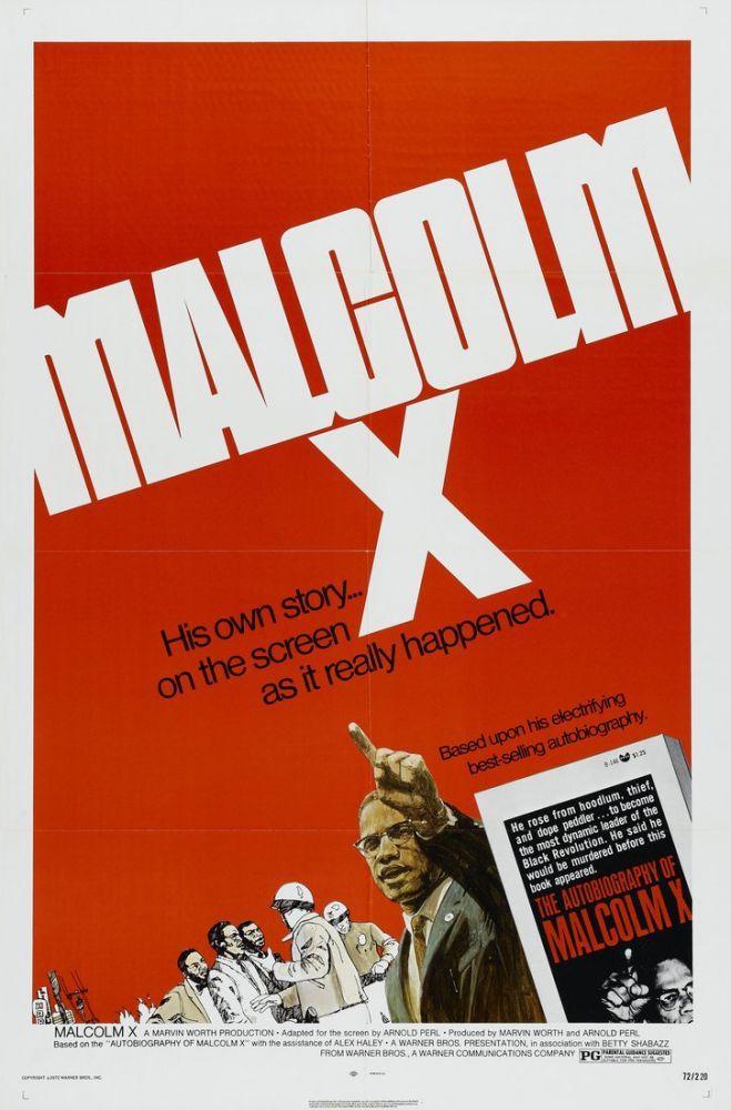 Malcolm X  Movie Poster, Movie Poster, Poster Satış, all posters, kanvas tablo, canvas print sales