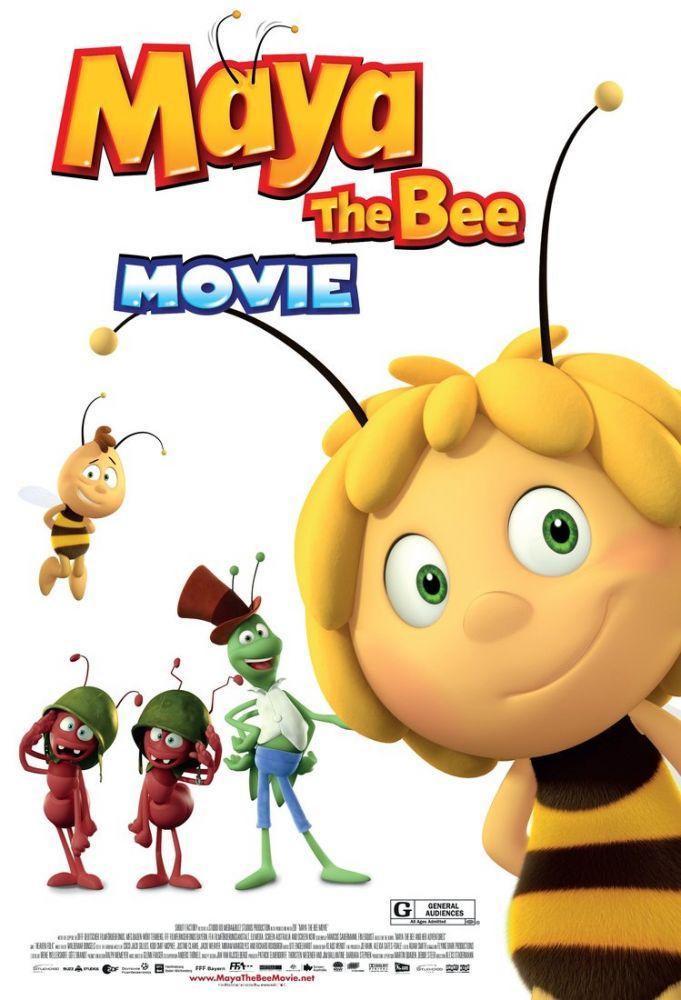 Maya the Bee Movie Poster, Movie Poster, Poster Satış, all posters, kanvas tablo, canvas print sales