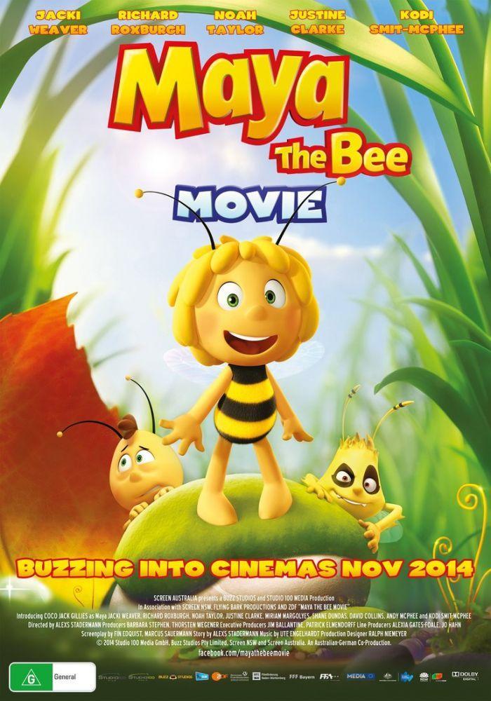 Maya the Bee Movie Poster 2, Movie Poster, Poster Satış, all posters, kanvas tablo, canvas print sales