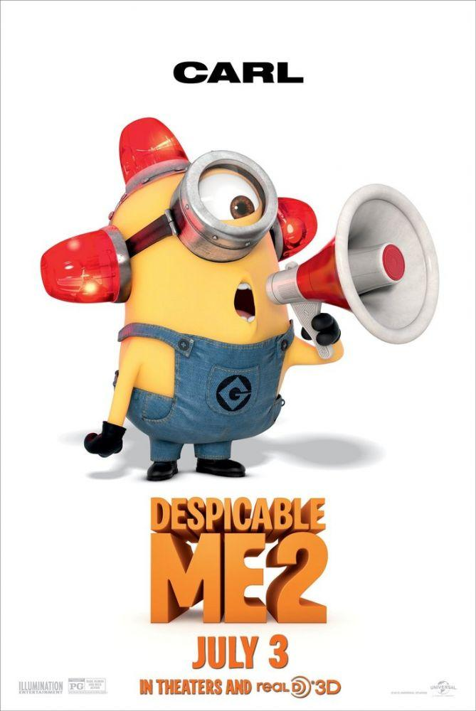 Despicable Me 2 Movie Poster, Movie Poster, Poster Satış, all posters, kanvas tablo, canvas print sales