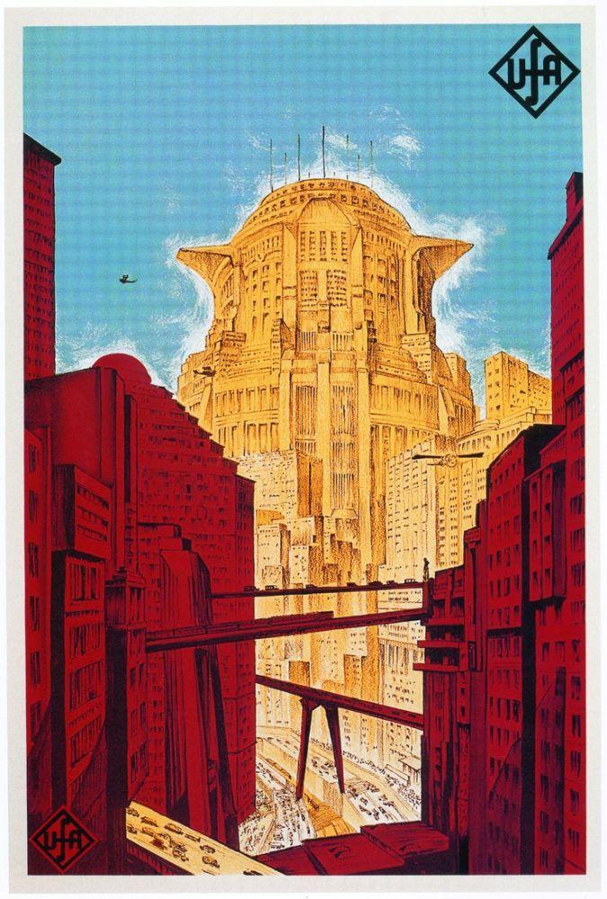 Metropolis Movie Poster 2, Movie Poster, Poster Satış, all posters, kanvas tablo, canvas print sales