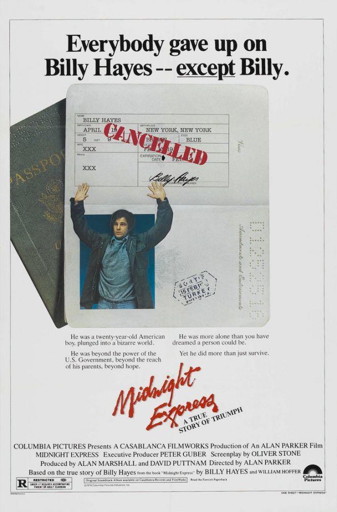 Midnight Express Movie Poster, Movie Poster, Poster Satış, all posters, kanvas tablo, canvas print sales