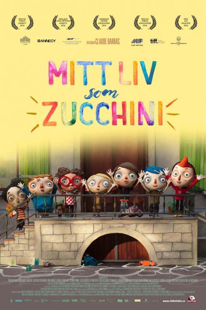 My Life as a Zucchini Movie Poster, Movie Poster, Poster Satış, all posters, kanvas tablo, canvas print sales