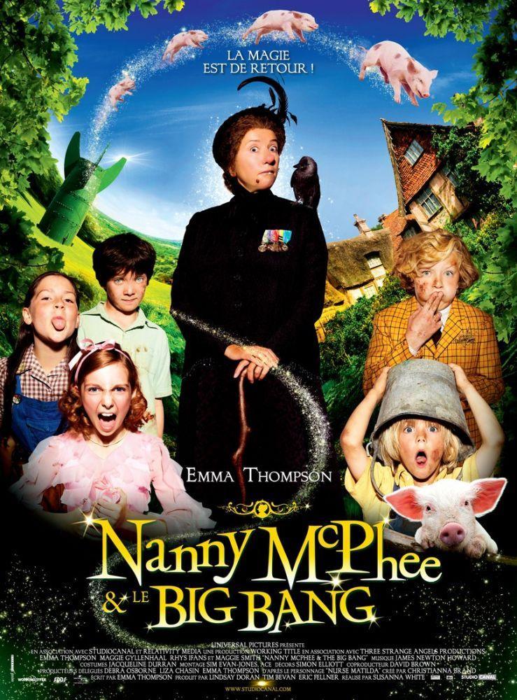 Nanny McPhee Movie Poster, Movie Poster, Poster Satış, all posters, kanvas tablo, canvas print sales