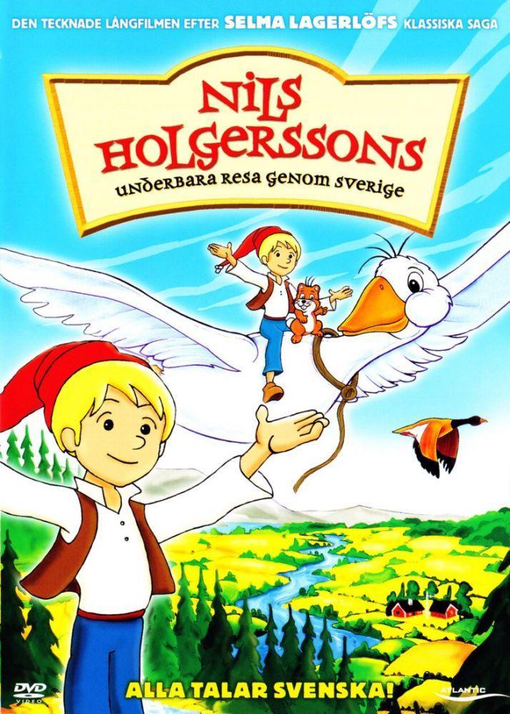 Nils Holgersson un Serüvenleri Film Posteri, Film Posteri, Poster Satış, all posters, kanvas tablo, canvas print sales