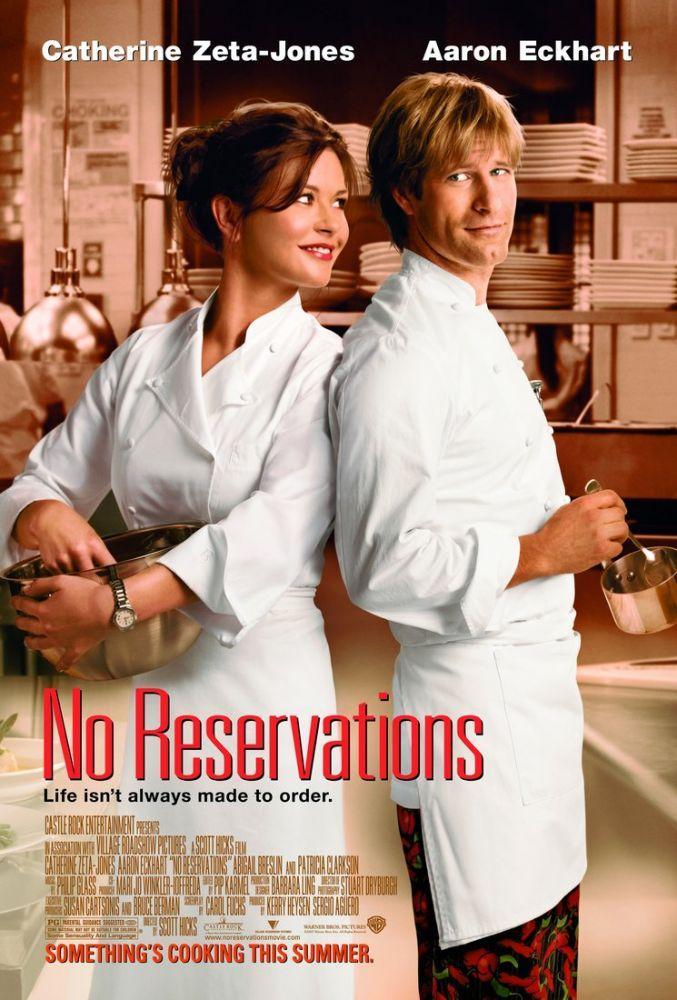 No Reservations Movie Poster, Movie Poster, Poster Satış, all posters, kanvas tablo, canvas print sales