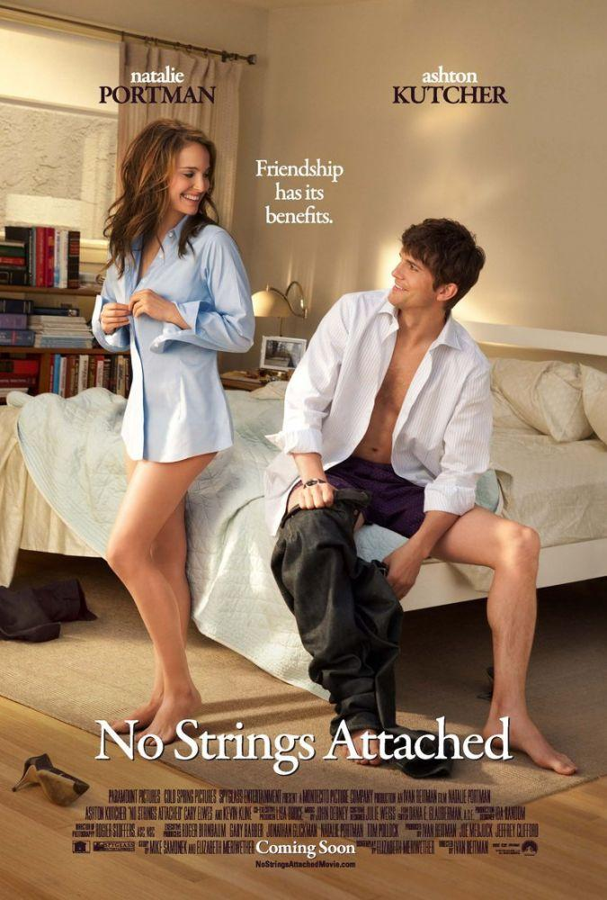 No Strings Attached Movie Poster, Movie Poster, Poster Satış, all posters, kanvas tablo, canvas print sales