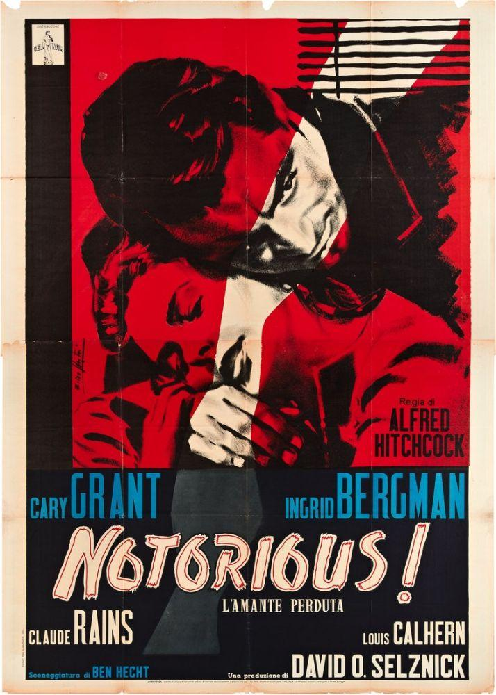 Notorious Movie Poster, Movie Poster, Poster Satış, all posters, kanvas tablo, canvas print sales