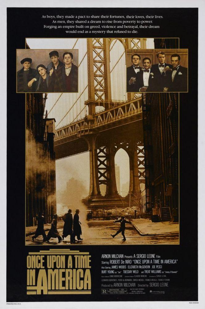Bir Zamanlar Amerika Film Posteri 2, Film Posteri, Poster Satış, all posters, kanvas tablo, canvas print sales