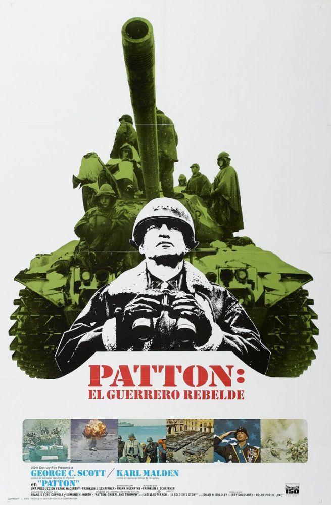 Patton Movie Poster, Movie Poster, Poster Satış, all posters, kanvas tablo, canvas print sales