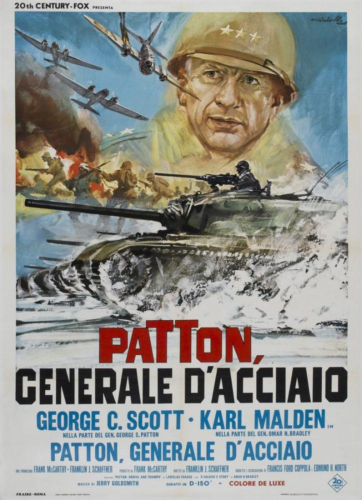 General Patton Film Posteri 2, Film Posteri, Poster Satış, all posters, kanvas tablo, canvas print sales