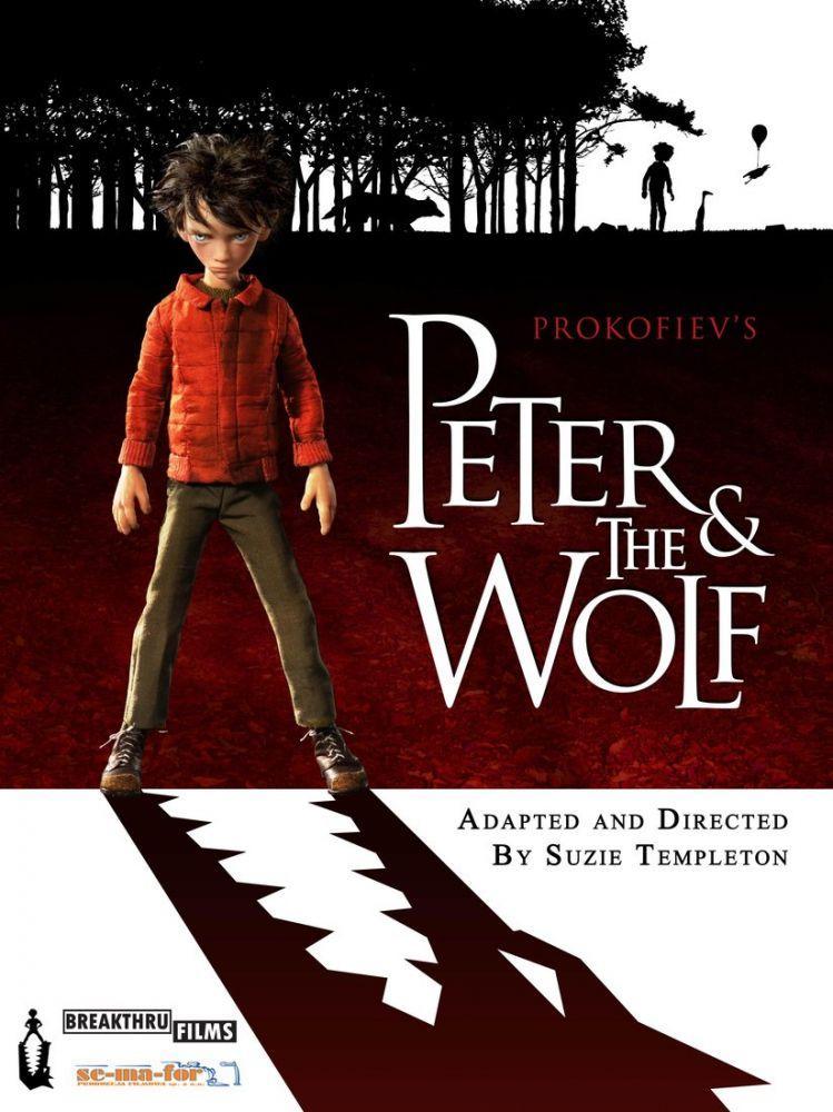 Peter & the Wolf Movie Poster, Movie Poster, Poster Satış, all posters, kanvas tablo, canvas print sales