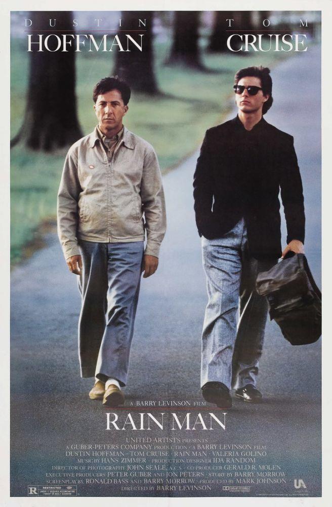 Yağmur Adam Film Posteri, Film Posteri, Poster Satış, all posters, kanvas tablo, canvas print sales