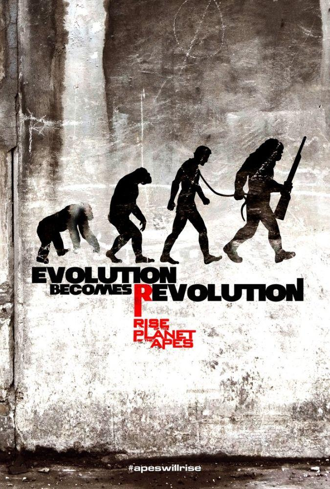 Rise of the Planet of the Apes Movie Poster, Movie Poster, Poster Satış, all posters, kanvas tablo, canvas print sales