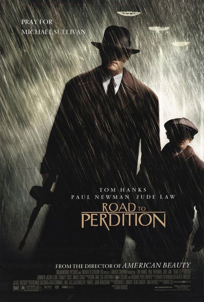 Road to Perdition Movie Poster, Movie Poster, Poster Satış, all posters, kanvas tablo, canvas print sales