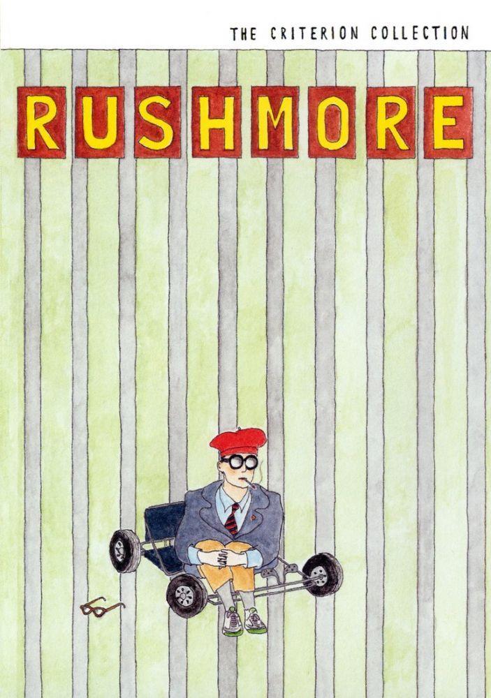 Rushmore Movie Poster, Movie Poster, Poster Satış, all posters, kanvas tablo, canvas print sales