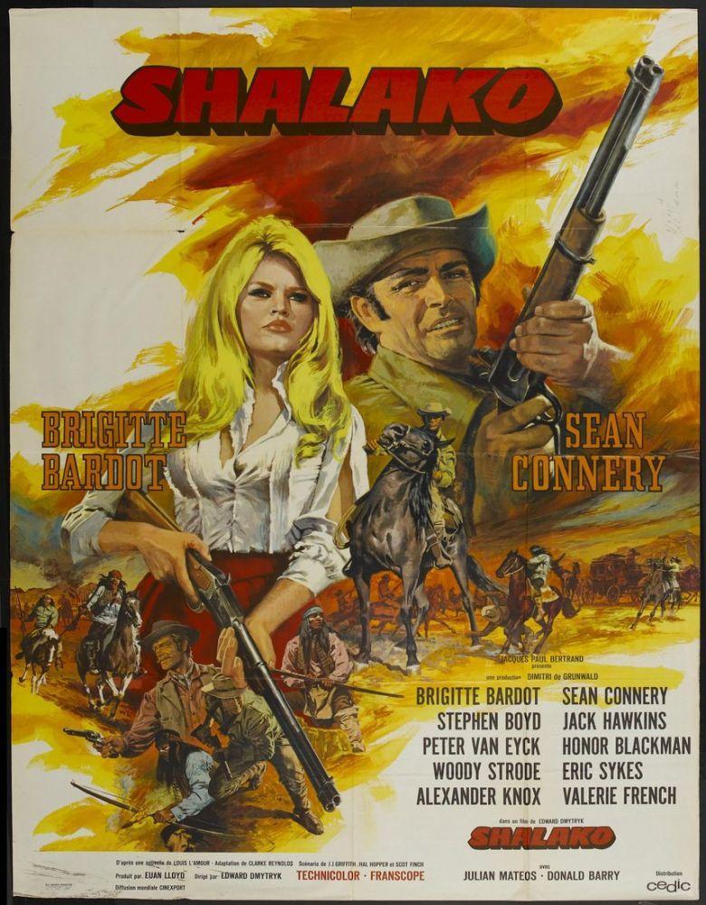 Şalako Film Posteri, Film Posteri, Poster Satış, all posters, kanvas tablo, canvas print sales