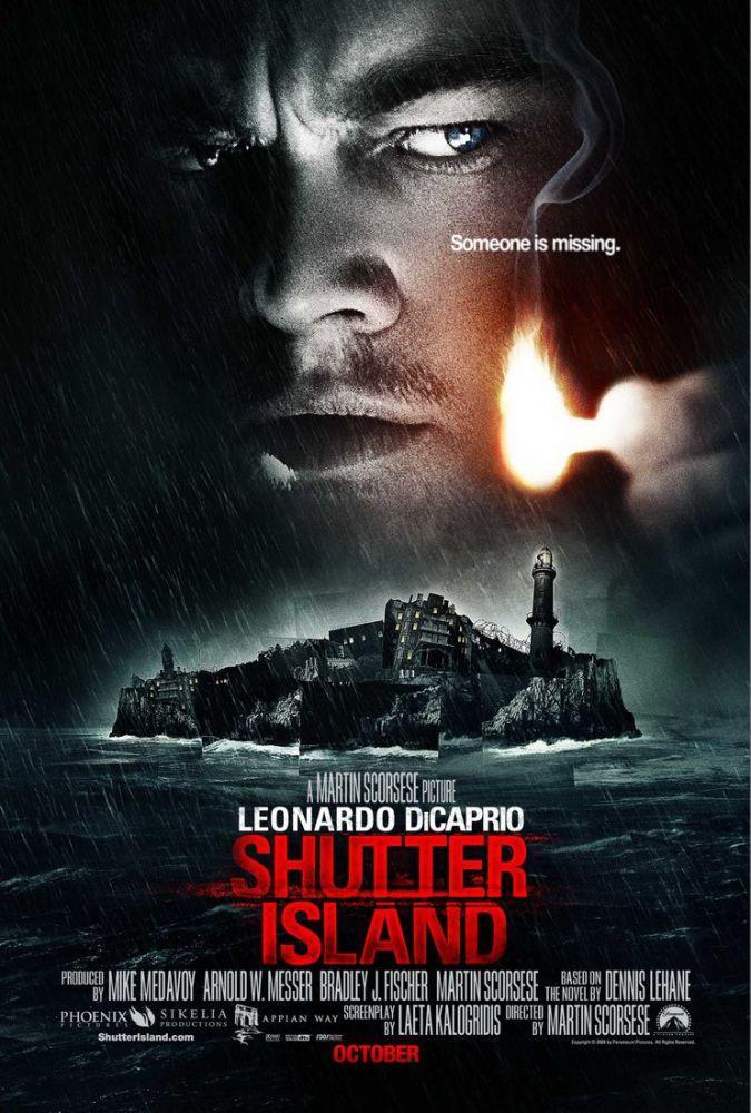 Shutter Island Movie Poster, Movie Poster, Poster Satış, all posters, kanvas tablo, canvas print sales