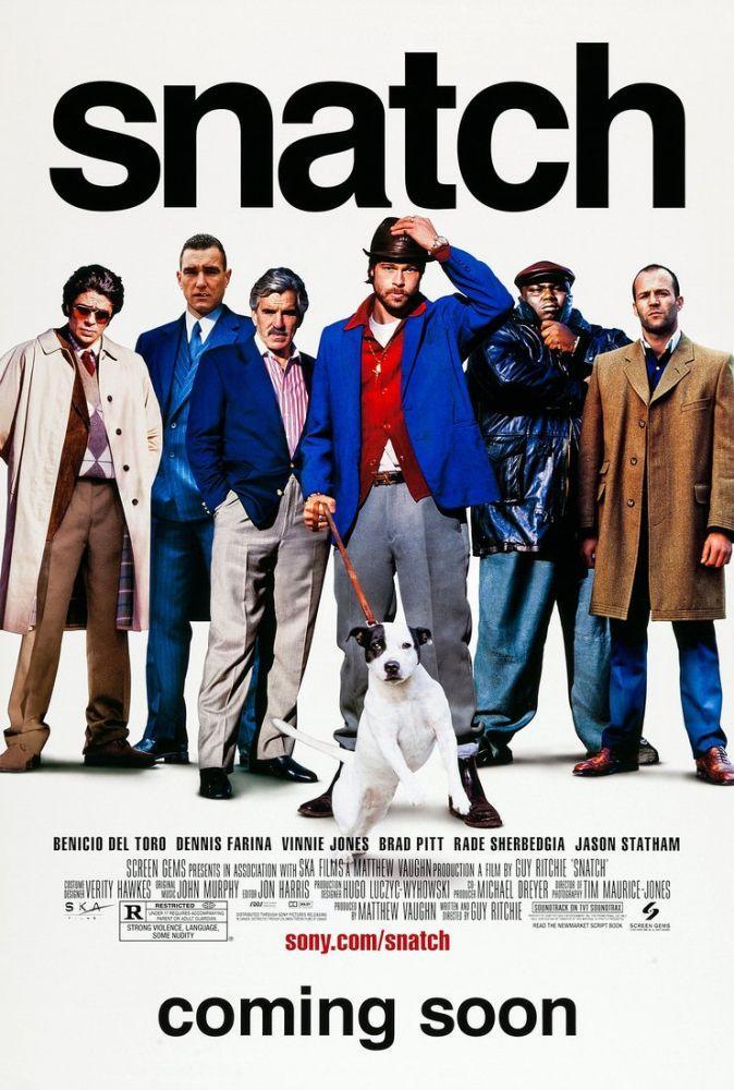Snatch Movie Poster, Movie Poster, Poster Satış, all posters, kanvas tablo, canvas print sales