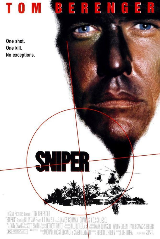 Sniper Movie Poster, Movie Poster, Poster Satış, all posters, kanvas tablo, canvas print sales