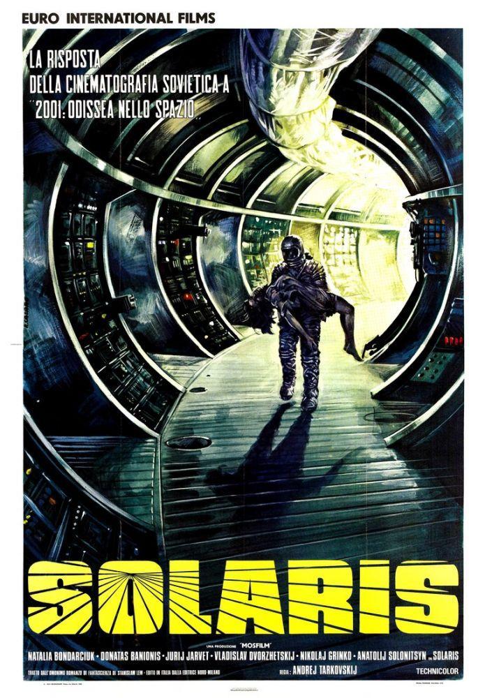Solaris 1971 Film Posteri 2, Film Posteri, Poster Satış, all posters, kanvas tablo, canvas print sales