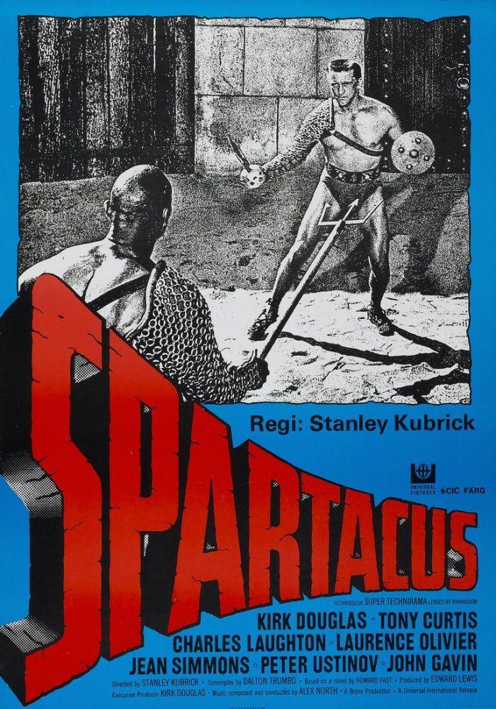 Spartaküs Film Posteri 2, Film Posteri, Poster Satış, all posters, kanvas tablo, canvas print sales