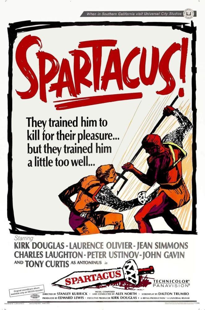 Spartaküs Film Posteri 5, Film Posteri, Poster Satış, all posters, kanvas tablo, canvas print sales