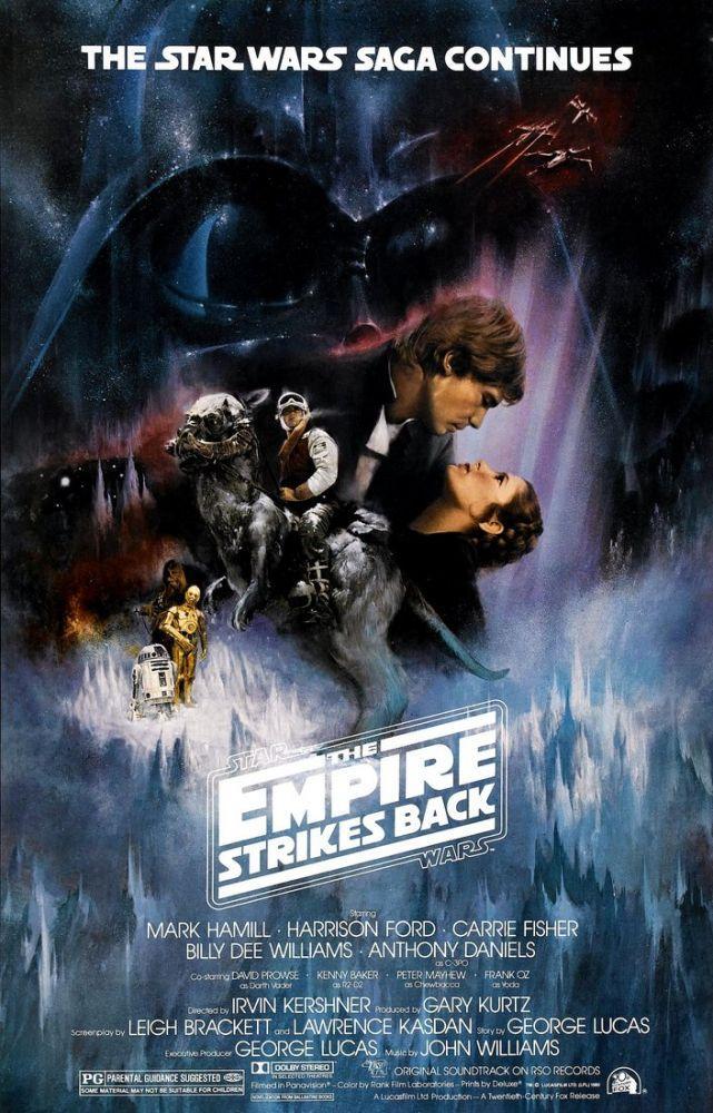 Star Wars Episode V The Empire Strikes Back Movie Poster, Movie Poster, Poster Satış, all posters, kanvas tablo, canvas print sales