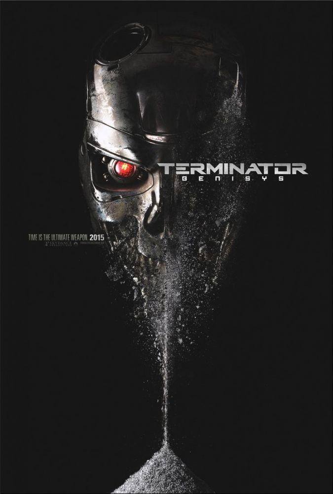 Terminator Genisys Movie Poster 2, Movie Poster, Poster Satış, all posters, kanvas tablo, canvas print sales