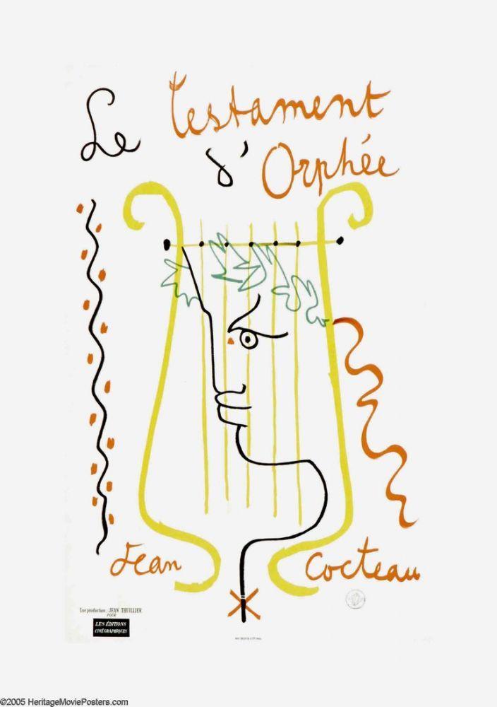 Orfe nin Vasiyetnamesi Film Posteri, Film Posteri, Poster Satış, all posters, kanvas tablo, canvas print sales