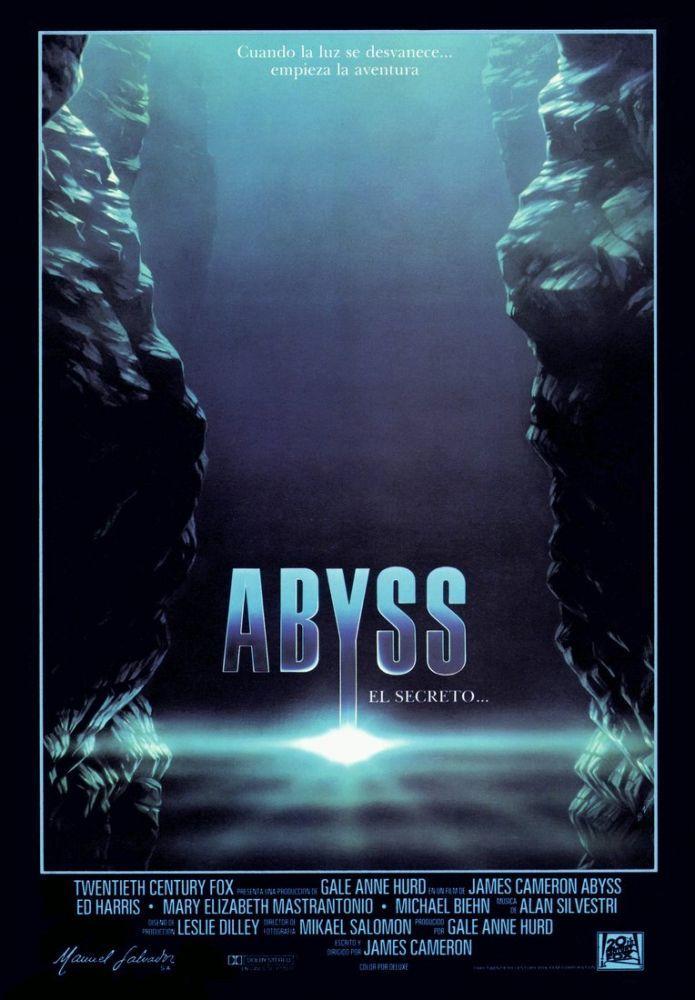 Abyss Film Posteri, Film Posteri, Poster Satış, all posters, kanvas tablo, canvas print sales
