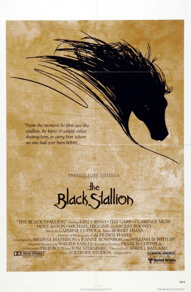 The Black Stallion Movie Poster, Movie Poster, Poster Satış, all posters, kanvas tablo, canvas print sales