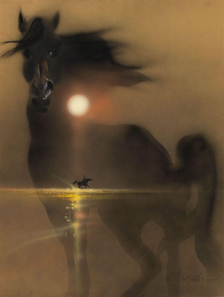 The Black Stallion Movie Poster 2, Movie Poster, Poster Satış, all posters, kanvas tablo, canvas print sales