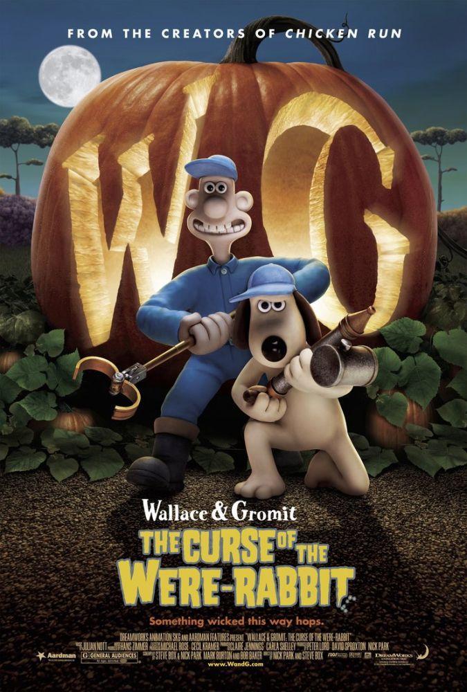 The Curse of the Were-Rabbit 2 Movie Poster, Movie Poster, Poster Satış, all posters, kanvas tablo, canvas print sales