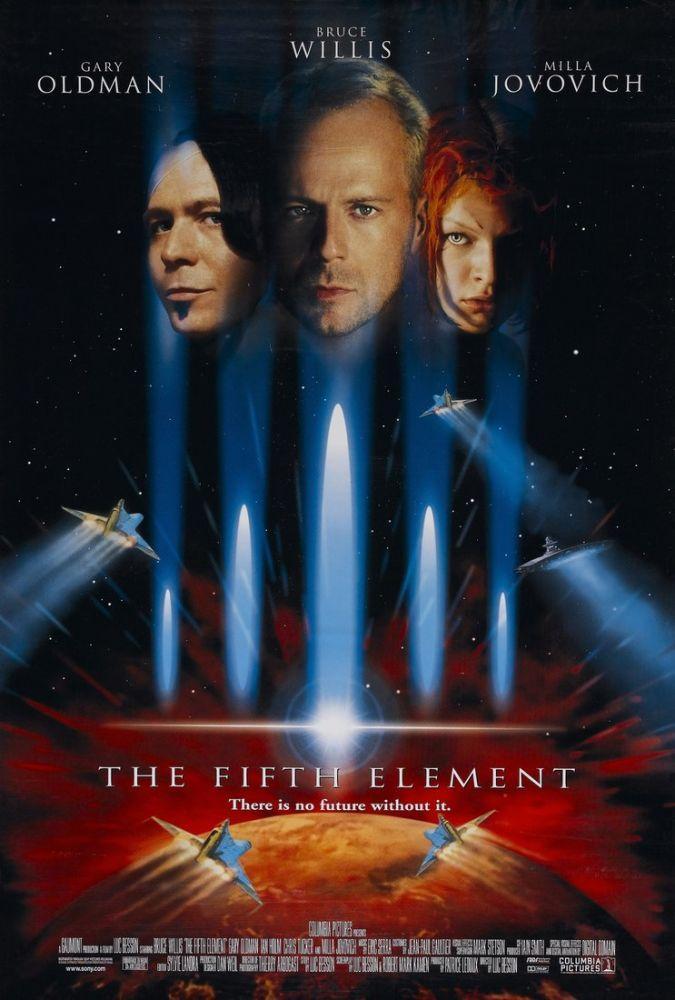 Beşinci Element Film Posteri, Film Posteri, Poster Satış, all posters, kanvas tablo, canvas print sales