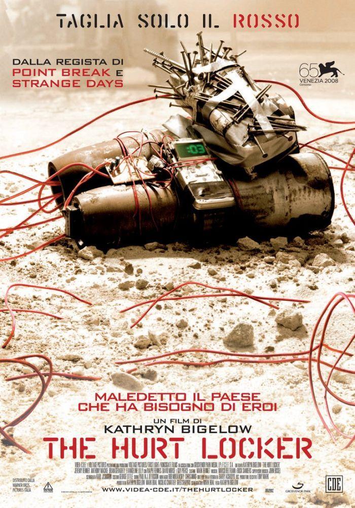 The Hurt Locker Movie Poster, Movie Poster, Poster Satış, all posters, kanvas tablo, canvas print sales