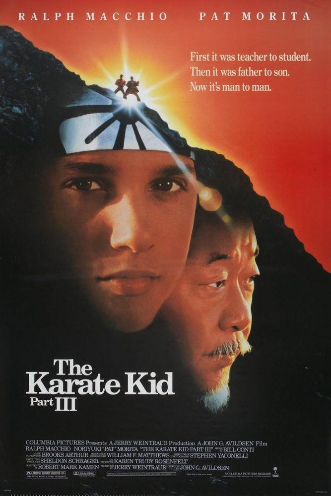 The Karate Kid Movie Poster 4, Movie Poster, Poster Satış, all posters, kanvas tablo, canvas print sales
