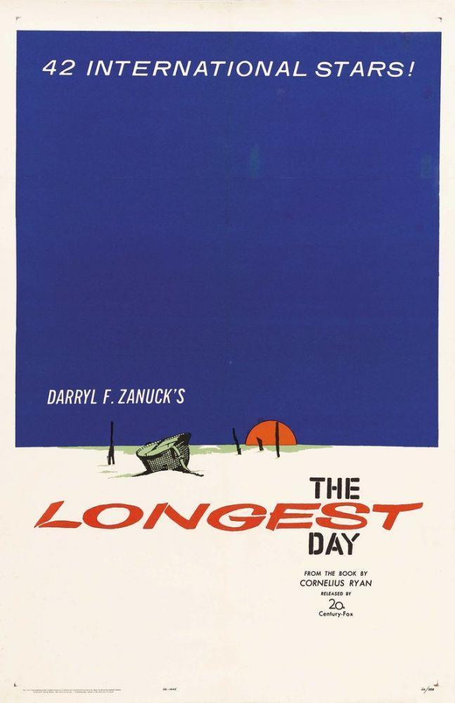 The Longest Day Movie Poster, Movie Poster, Poster Satış, all posters, kanvas tablo, canvas print sales