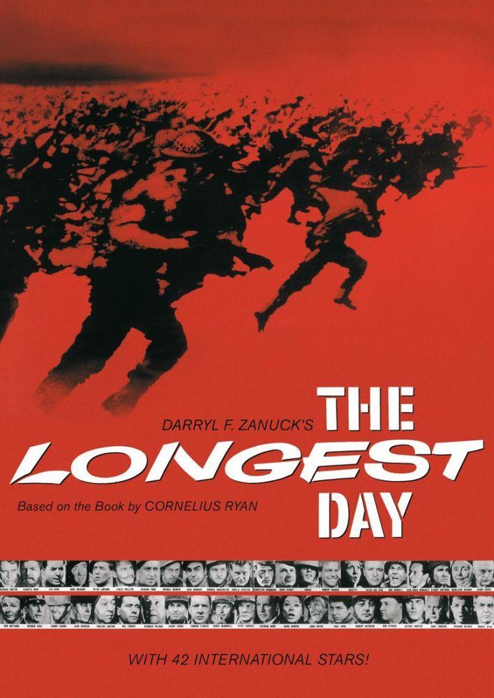 The Longest Day Movie Poster 3, Movie Poster, Poster Satış, all posters, kanvas tablo, canvas print sales